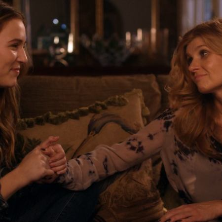 CONNIE BRITTON AND LENNON STELLA