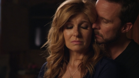 CONNIE BRITTON AND WILL CHASE